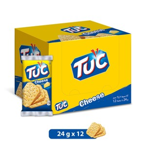 Tuc Cheese Crackers 24g