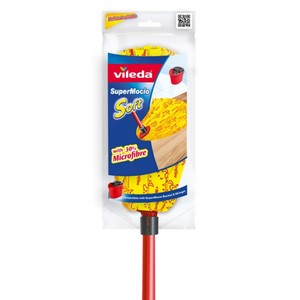 Vileda Super Mop Soft Floor Cleaning Mop 1pc