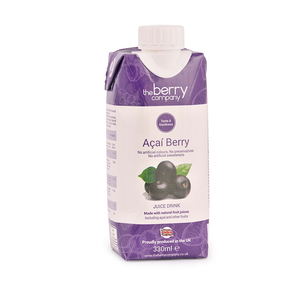 The Berry Company Acai Berry Juice Drink 330ml