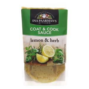 INA Paarman's Coat And Cook Sauce Lemon And Herb 200ml