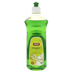 Lulu Dish Wash Liquid Premium Apple 500ml