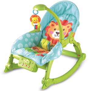 First Step Baby Multi-function Rocker 3689