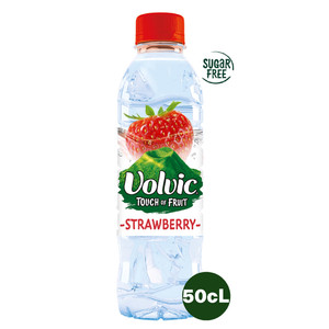 Volvic Strawberry Mineral Water 500ml