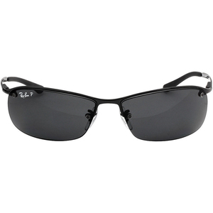 RayBan Men's Sunglass Rectangle 3183-002/81
