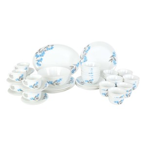 Cello Dinner Set Azzure Blume 50pcs