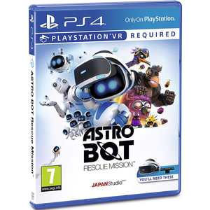 Sony PS4 VR Astro BOT