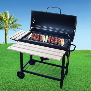 Relax BBQ Grill 3038A