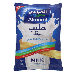 Almarai Milk Powder Fortified Full Cream 1.8Kg