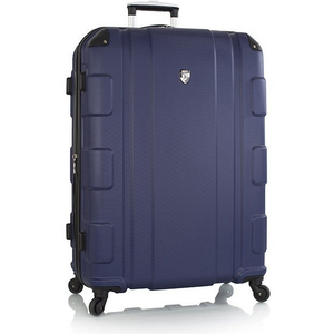 "Heys Azor 4Wheel Hard Trolley 30"" Blue"