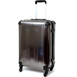 Newcom 4 Wheel PET Hard Trolley 28inch