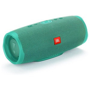 JBL Portable Bluetooth Speaker Charge 4 Teal