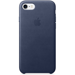 Apple iphone7 Leather Case MMY32 Midnight Blue