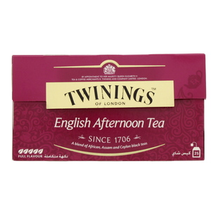Twinings English Afternoon Tea Bags 25pcs