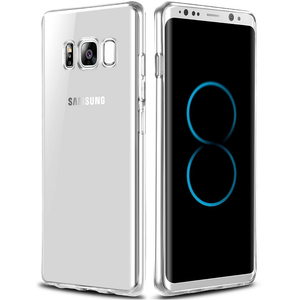 Trands Galaxy S8 Transparent Clear Case TR-CC725
