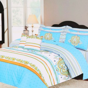 Barbella Comforter King 4 Pcs Set 259x241cm Yerog