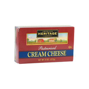 Heritage Pasteurized Cream Cheese 227g