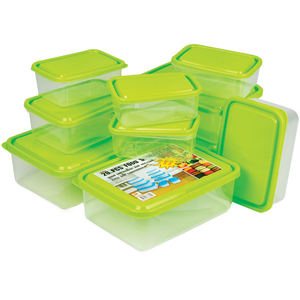 Bee Food Storage Set 10pcs