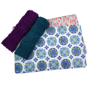 Style Bathmat 45x75cm Assorted per pc