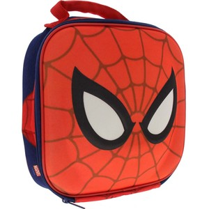Spiderman Lunch Bag 3D Insulated 59453