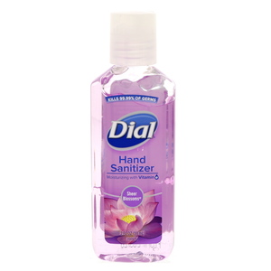 Dial Hand Sanitizer Sheer Blossoms 59ml