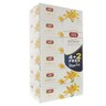 Lulu Yellow Facial Tissue 2ply x 150pcs 4 + 2
