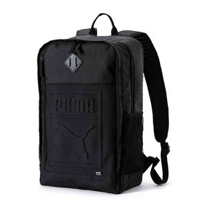 PUMA S Backpack Black 07558101