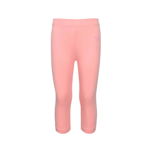Twin Birds Girls Capri Leggings 2501A5 Rosy Lips 2-16Y