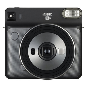Fujifilm Instax Camera SQUARE SQ6 Grey