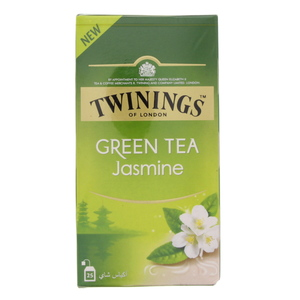 Twinings Jasmine Green Tea Bags 25pcs