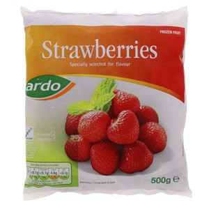 Ardo Strawberries 500g