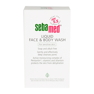 Sebamed Liquid Face And Body Wash 500ml