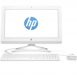 HP All in One Desktop 22-B041NE Ci3 White