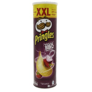 Pringles Texas BBQ Sauce Flavoured Chips XXL 200g