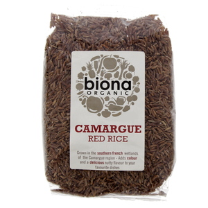 Biona Organic Camargue Red Rice 500g