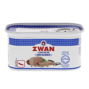 Zwan Luncheon Hot And Spicy 200g