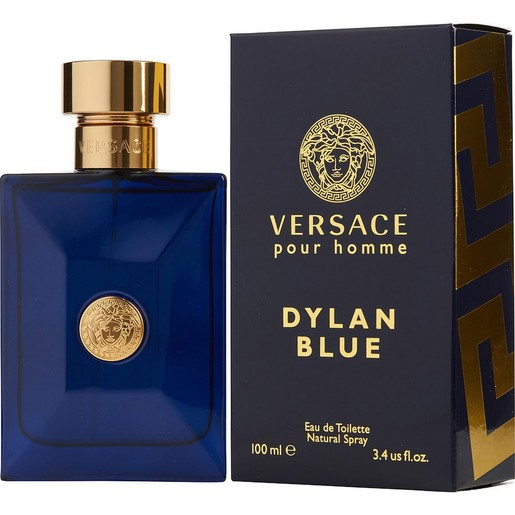 Buy Versace Pour Homme Dylan Blue Eau De Toilette for Men