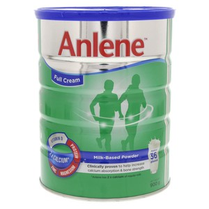 Anlene Full Cream Milk Powder 900g