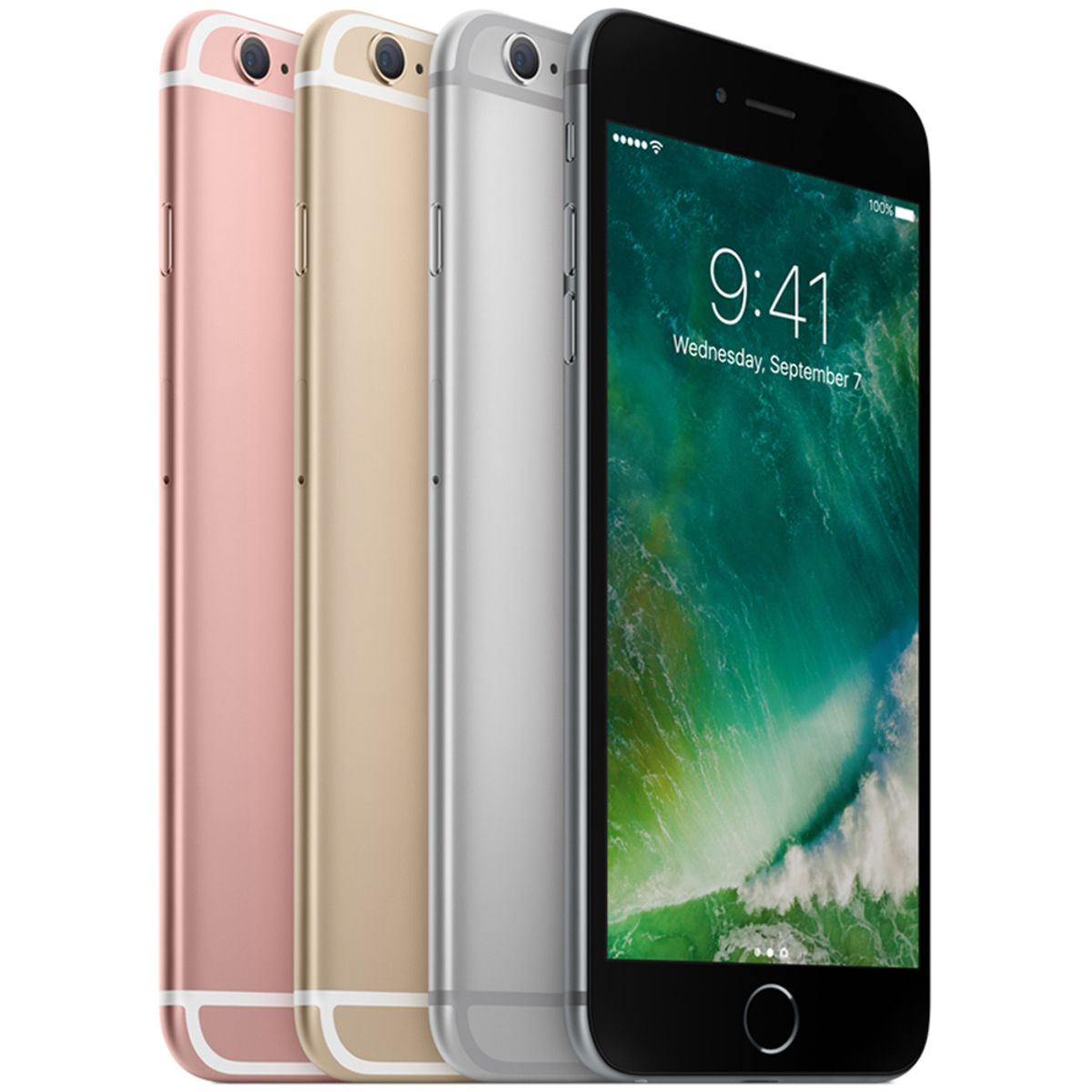 Buy Apple iPhone 6S Plus 64GB Silver - Smart Phones - Lulu