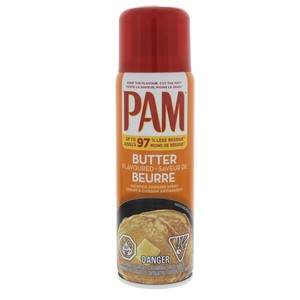 Pam Butter No Stick Cooking Spray 141g