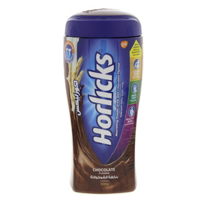 Horlicks Nourishing Powder Drink With Chocolate Flavour 500g