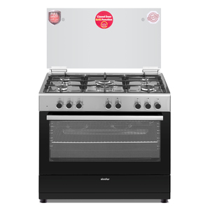 Simfer Cooking Range 9060SE 90x60 5Burner