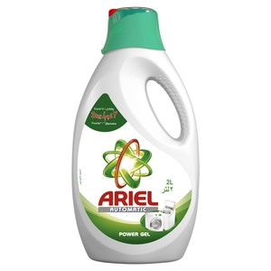Ariel Automatic Power Gel Laundry Detergent Original Scent 2Litre