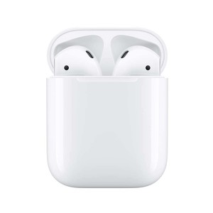 Apple AirPods with Wired Charging Case (2nd Generation-MV7N2ZE)