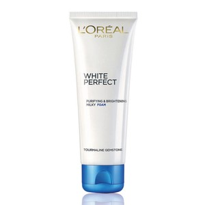 L'Oreal Paris White Perfect Rosy Foam Wash 125ml