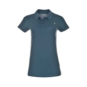 Eten Ladies Basic Polo T-Shirt Tapestry