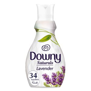 Downy Naturals Concentrate Fabric Softener Lavender Scent 1.38Litre