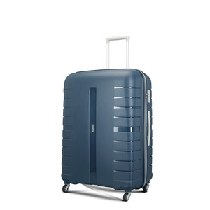 Carlton 4Wheel Hard Trolley Voyager 55cm Blue