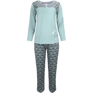 De Backers Women's Pyjama Set Long Sleeve W18-38P