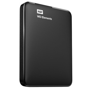 Western Digital HDD Elements BUZG0010BBK 1TB