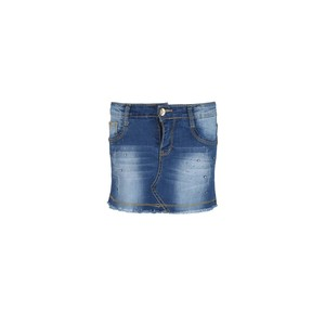 Cortigiani Girls Denim Short Skirt WSG3019 10-16Y